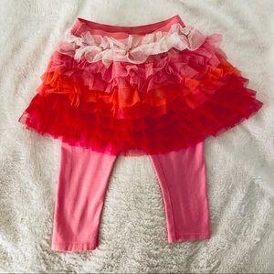 Pink Tutu Leggings